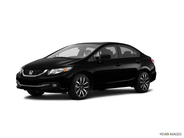 Photo of 2015 Honda Civic Houston Texas