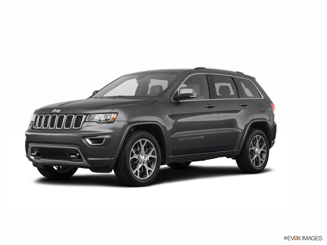 Car Trade Appraisal Photo Of 2018 Jeep Grand Cherokee Matteson Illinois
