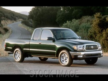 Photo of 2002 Toyota Tacoma