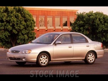Photo of 2004 Kia Spectra