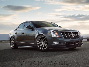 Photo of 2012 Cadillac CTS