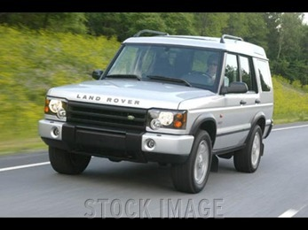 Photo of 2003 Land Rover Discovery