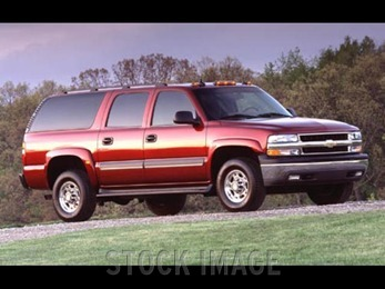 Photo of 2003 Chevrolet Suburban