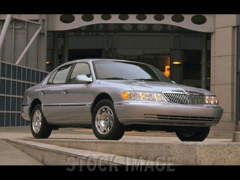 Photo of 2000 Lincoln Continental