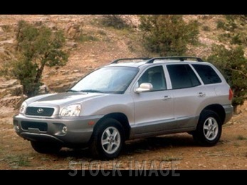 Photo of 2004 Hyundai Santa Fe