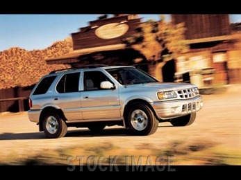 Photo of 2002 Isuzu Rodeo