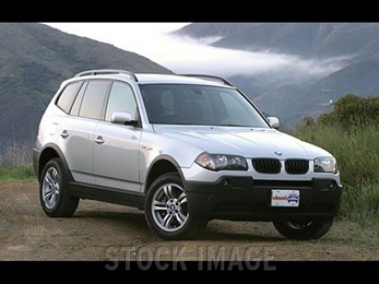 Photo of 2004 BMW X3