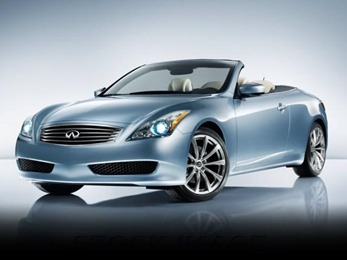 Photo of 2010 Infiniti G37 Convertible