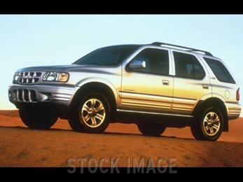 Photo of 2001 Isuzu Rodeo