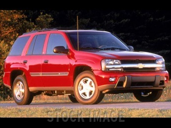 Photo of 2002 Chevrolet TrailBlazer