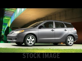 Photo of 2008 Toyota Matrix Chapel Hill North Carolina