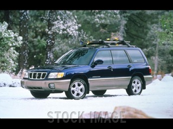 Photo of 2001 Subaru Forester
