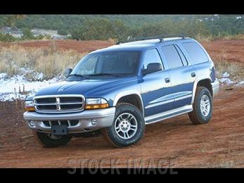 Photo of 2003 Dodge Durango Raleigh North Carolina