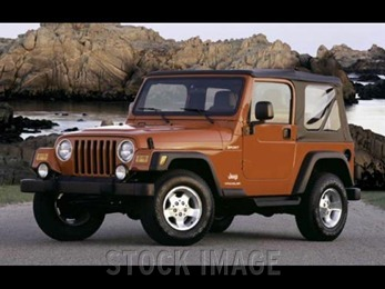 Photo of 2006 Jeep Wrangler