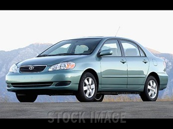 Photo of 2006 Toyota Corolla