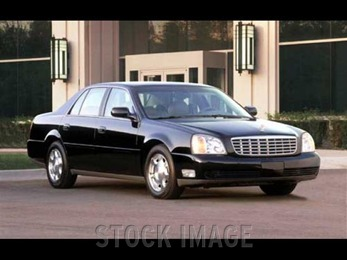 Photo of 2003 Cadillac DeVille