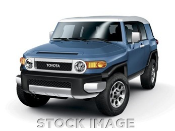Photo of 2012 Toyota FJ Cruiser