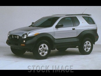 Photo of 1999 Isuzu VehiCROSS