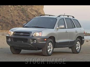 Photo of 2005 Hyundai Santa Fe Palatine Illinois