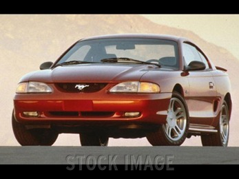 Photo of 1998 Ford Mustang