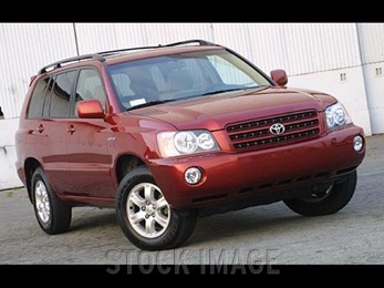 Photo of 2002 Toyota Highlander