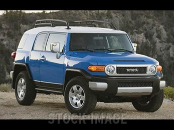 Photo of 2007 Toyota FJ Cruiser