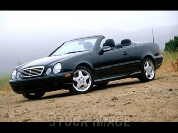 Photo of 2002 Mercedes-Benz CLK-Class