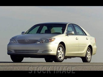 Photo of 2002 Toyota Camry