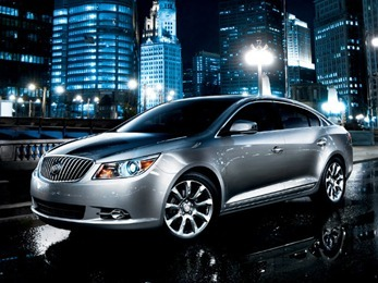 Photo of 2010 Buick LaCrosse Chicago Illinois