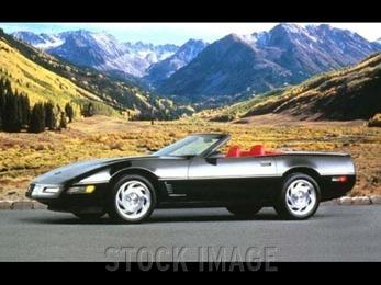 Photo of 1993 Chevrolet Corvette Libertyville Illinois
