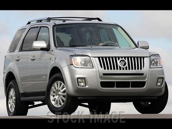 Photo of 2008 Mercury Mariner Hoffman Estates Illinois